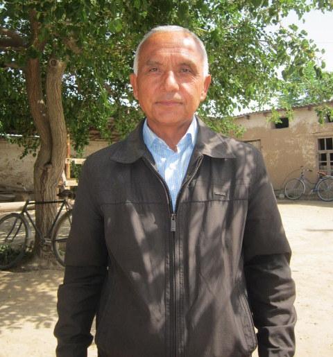 Abduhalil Amindzonow