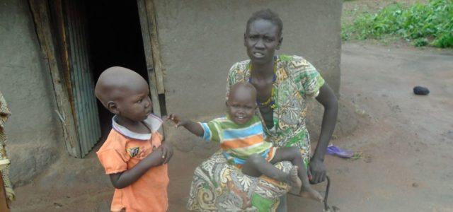 żywność dla Sudanu Południowego