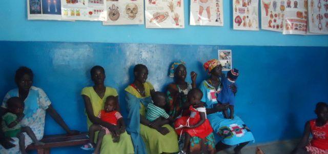 Klinika Zdrowia Matki i Dziecka w Sudanie Południowym